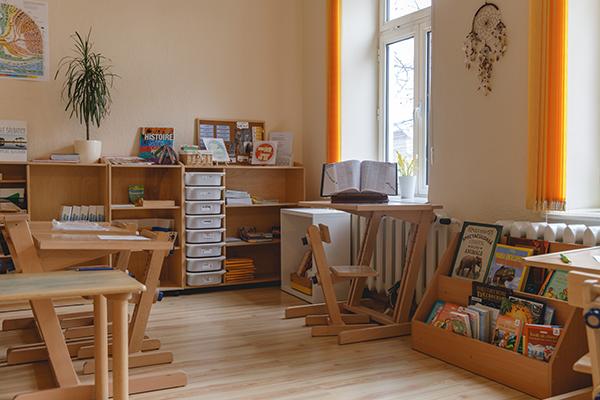 scoala maria montessori din iasi